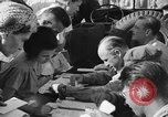 Image of Santo Tomas concentration camp Manila Philippines, 1945, second 13 stock footage video 65675050801