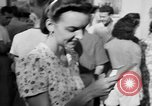 Image of Santo Tomas concentration camp Manila Philippines, 1945, second 26 stock footage video 65675050801