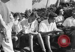 Image of Santo Tomas concentration camp Manila Philippines, 1945, second 34 stock footage video 65675050801