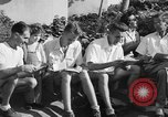 Image of Santo Tomas concentration camp Manila Philippines, 1945, second 35 stock footage video 65675050801