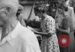 Image of Santo Tomas concentration camp Manila Philippines, 1945, second 46 stock footage video 65675050801