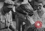 Image of Santo Tomas concentration camp Manila Philippines, 1945, second 49 stock footage video 65675050801