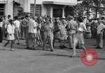 Image of Santo Tomas concentration camp Manila Philippines, 1945, second 56 stock footage video 65675050801
