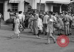 Image of Santo Tomas concentration camp Manila Philippines, 1945, second 57 stock footage video 65675050801