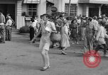 Image of Santo Tomas concentration camp Manila Philippines, 1945, second 58 stock footage video 65675050801