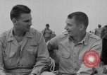 Image of U.S. Airborne infantry preparing for a mission Manila Philippines, 1945, second 21 stock footage video 65675050802