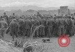 Image of U.S. Airborne infantry preparing for a mission Manila Philippines, 1945, second 32 stock footage video 65675050802