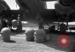 Image of airmen Philippines, 1945, second 8 stock footage video 65675050807