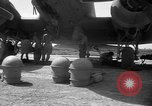 Image of airmen Philippines, 1945, second 9 stock footage video 65675050807