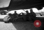 Image of airmen Philippines, 1945, second 15 stock footage video 65675050807