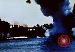 Image of Japanese Kamikaze aircraft Pacific Ocean, 1945, second 8 stock footage video 65675050811