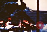 Image of American warships Pacific Ocean, 1944, second 7 stock footage video 65675050818