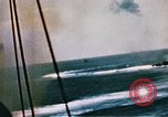 Image of Japanese Kamikaze aircraft Pacific Ocean, 1945, second 20 stock footage video 65675050820