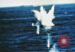 Image of Japanese Kamikaze aircraft Pacific Ocean, 1945, second 28 stock footage video 65675050820