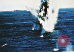 Image of Japanese Kamikaze aircraft Pacific Ocean, 1945, second 29 stock footage video 65675050820