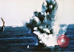 Image of Japanese Kamikaze aircraft Pacific Ocean, 1945, second 31 stock footage video 65675050820