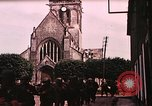 Image of Allied troops Normandy France, 1944, second 2 stock footage video 65675050825