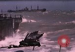 Image of Allied troops Normandy France, 1944, second 49 stock footage video 65675050825