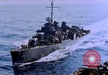 Image of Admiral Marc Mitscher Pacific Ocean, 1945, second 32 stock footage video 65675050830