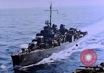 Image of Admiral Marc Mitscher Pacific Ocean, 1945, second 36 stock footage video 65675050830