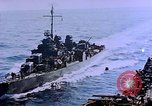 Image of Admiral Marc Mitscher Pacific Ocean, 1945, second 37 stock footage video 65675050830
