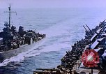 Image of Admiral Marc Mitscher Pacific Ocean, 1945, second 40 stock footage video 65675050830