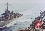 Image of Admiral Marc Mitscher Pacific Ocean, 1945, second 44 stock footage video 65675050830