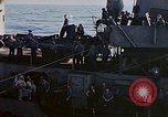 Image of Admiral Marc Mitscher Pacific Ocean, 1945, second 53 stock footage video 65675050830