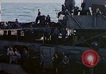 Image of Admiral Marc Mitscher Pacific Ocean, 1945, second 54 stock footage video 65675050830