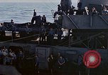 Image of Admiral Marc Mitscher Pacific Ocean, 1945, second 56 stock footage video 65675050830