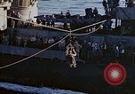 Image of Admiral Marc Mitscher Pacific Ocean, 1945, second 58 stock footage video 65675050830