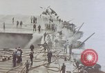 Image of Aftermath of kamikaze attack on USS Enterprise Pacific Ocean, 1945, second 3 stock footage video 65675050831