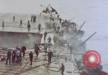 Image of Aftermath of kamikaze attack on USS Enterprise Pacific Ocean, 1945, second 7 stock footage video 65675050831
