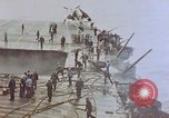 Image of Aftermath of kamikaze attack on USS Enterprise Pacific Ocean, 1945, second 8 stock footage video 65675050831