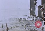 Image of USS Enterprise severely damaged by Kamikaze strike Pacific Ocean, 1945, second 51 stock footage video 65675050835