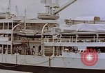 Image of USS Enterprise Pacific Ocean, 1945, second 21 stock footage video 65675050837