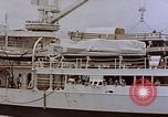 Image of USS Enterprise Pacific Ocean, 1945, second 22 stock footage video 65675050837