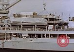 Image of USS Enterprise Pacific Ocean, 1945, second 23 stock footage video 65675050837