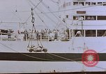 Image of USS Enterprise Pacific Ocean, 1945, second 57 stock footage video 65675050837