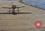 Image of aircraft Pacific Ocean, 1945, second 1 stock footage video 65675050840