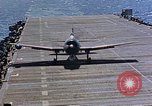 Image of aircraft Pacific Ocean, 1945, second 5 stock footage video 65675050840