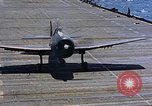 Image of aircraft Pacific Ocean, 1945, second 11 stock footage video 65675050840