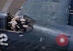 Image of aircraft Pacific Ocean, 1945, second 15 stock footage video 65675050840