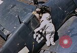 Image of aircraft Pacific Ocean, 1945, second 21 stock footage video 65675050840