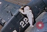 Image of aircraft Pacific Ocean, 1945, second 25 stock footage video 65675050840