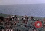 Image of 4th Marine Division Tinian Island Mariana Islands, 1944, second 14 stock footage video 65675050842