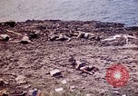 Image of dead bodies Tinian Island Mariana Islands, 1944, second 30 stock footage video 65675050848