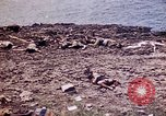 Image of dead bodies Tinian Island Mariana Islands, 1944, second 31 stock footage video 65675050848