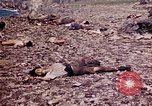 Image of dead bodies Tinian Island Mariana Islands, 1944, second 36 stock footage video 65675050848