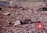 Image of dead bodies Tinian Island Mariana Islands, 1944, second 37 stock footage video 65675050848